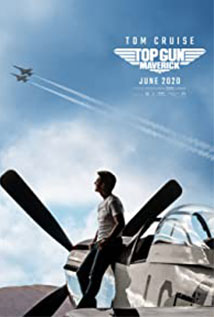 Top Gun Maverick Movie Poster